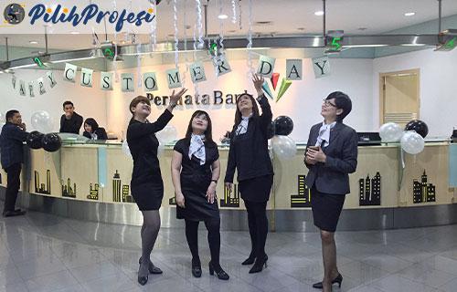Keuntungan Menjadi Pegawai Bank Permata
