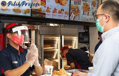 Syarat Melamar Kerja di KFC
