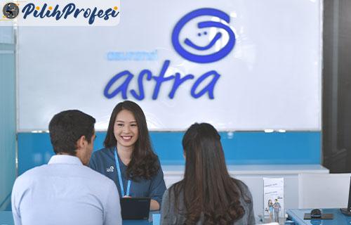 Santunan PT Astra International