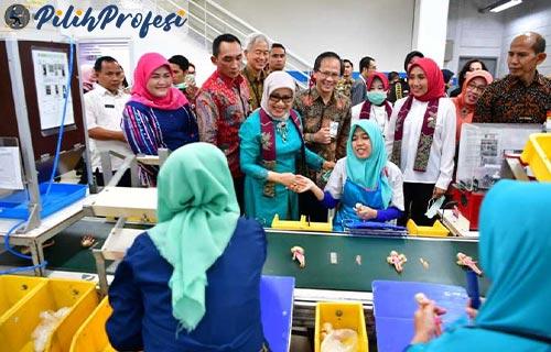 Gaji PT Mattel Indonesia
